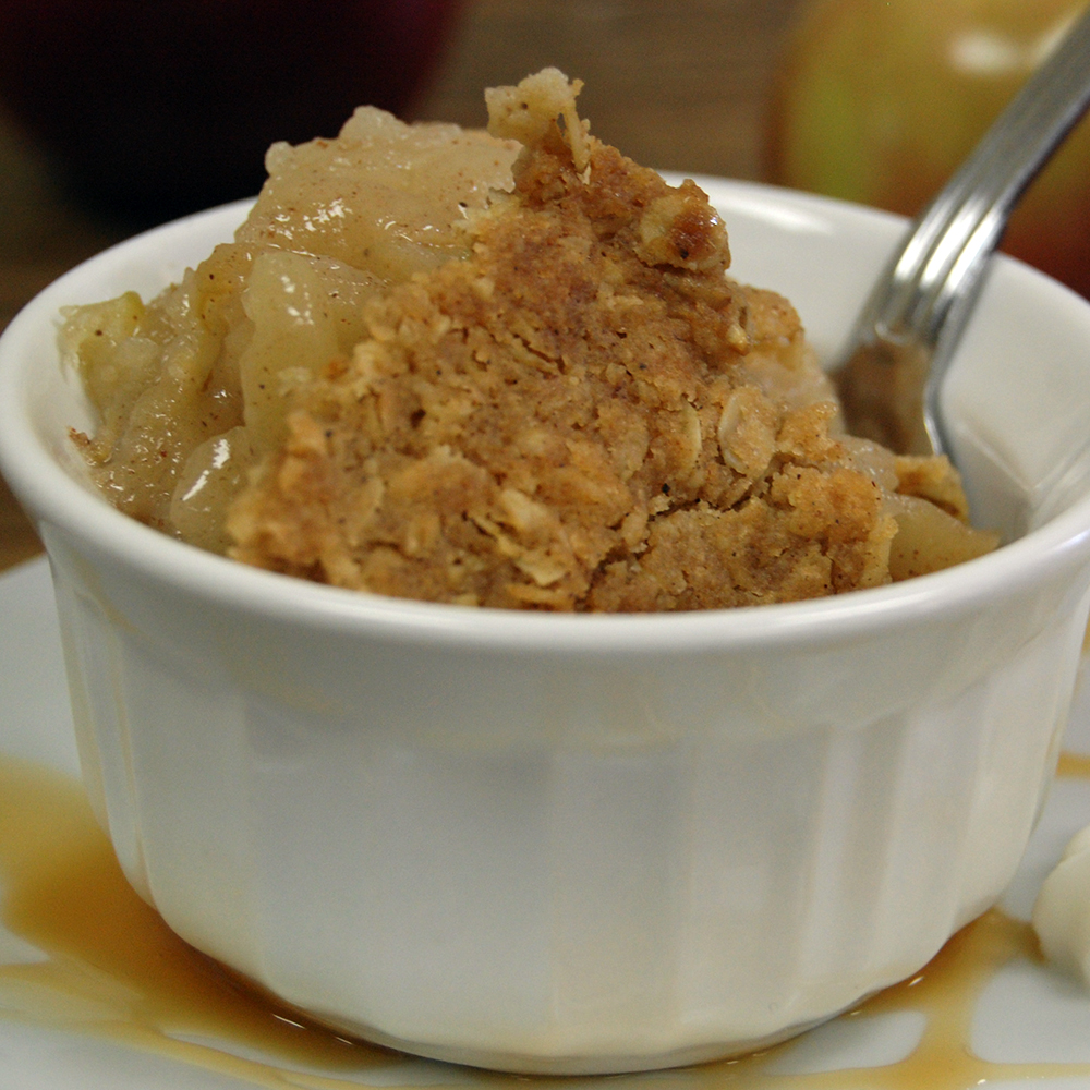 Amazing Apple Cobbler