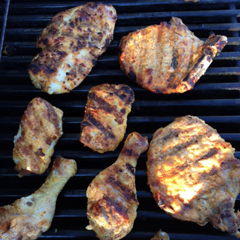 Delicious Grilled Chicken