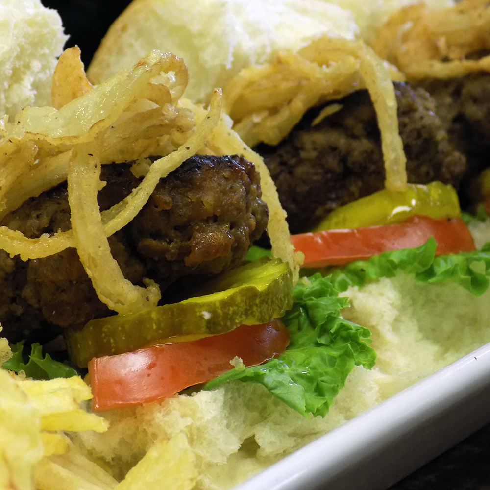 Scrumptious Hamburger Sliders