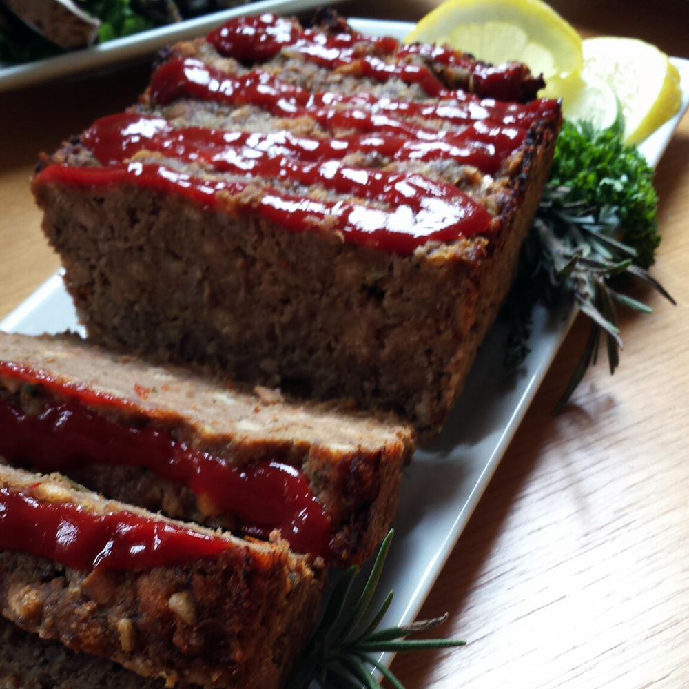 Melt In Your Mouth Meatloaf