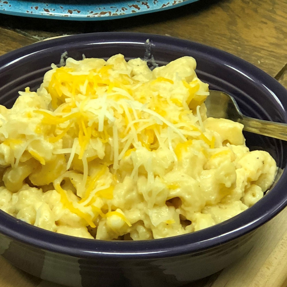 Melt In Your Mouth Mac-N-Cheese